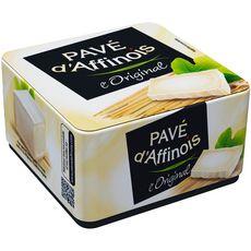 PAVE D AFFINOIS Fromage à pâte molle au lait de vache pasteurisé 200g