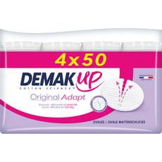 Demak Up disque coton oval adapt 4x50