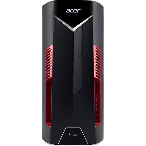 ACER Unité centrale Gaming NITRO N50-100 Noir