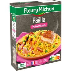 FLEURY MICHON Paëlla Valenciana 4 portions 400g