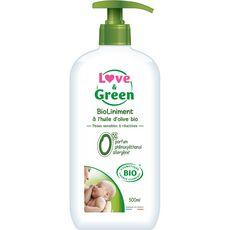 LOVE ET GREEN L&G VERITABLE LINIMENT BIO 500ML 500ml