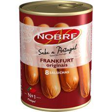 NOBRE Saucisses type Francfort 200g