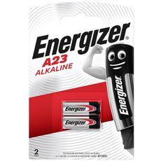 ENERGIZER Energizer Piles A23 alcalines 12v x2 2 pièces