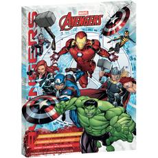 AVENGERS Calendrier de l'avent Avengers chocolat 50g