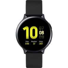 SAMSUNG Montre connectée Galaxy Watch Active2 44 Aluminium Noir
