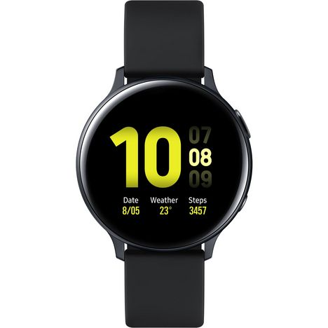 SAMSUNG Montre connectée Galaxy Watch Active2 44 Aluminium Noir
