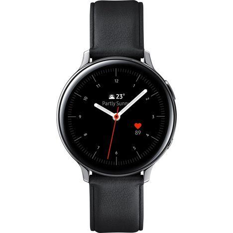 SAMSUNG Montre connectée Galaxy Watch Active2 44 Acier Argent glacier