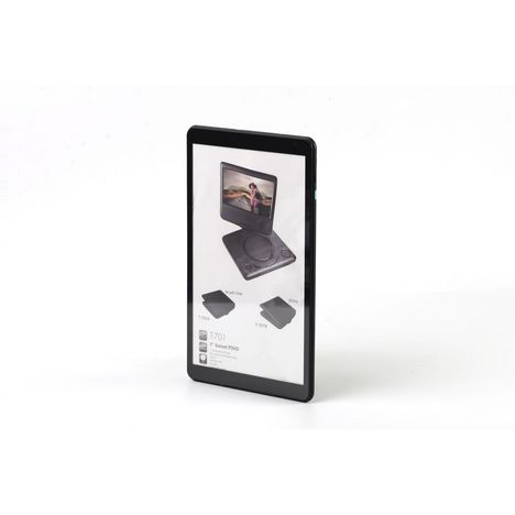 QILIVE Tablette tactile Q10 10 pouces 32 Go Wifi Noir
