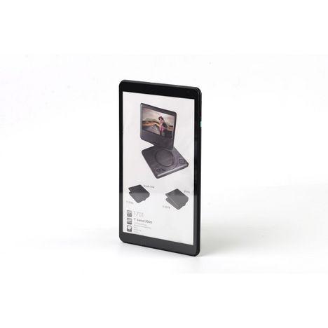 QILIVE Tablette tactile Q10 10 pouces 64 Go Noir