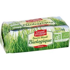 Grand Fermage beurre doux bio 250g