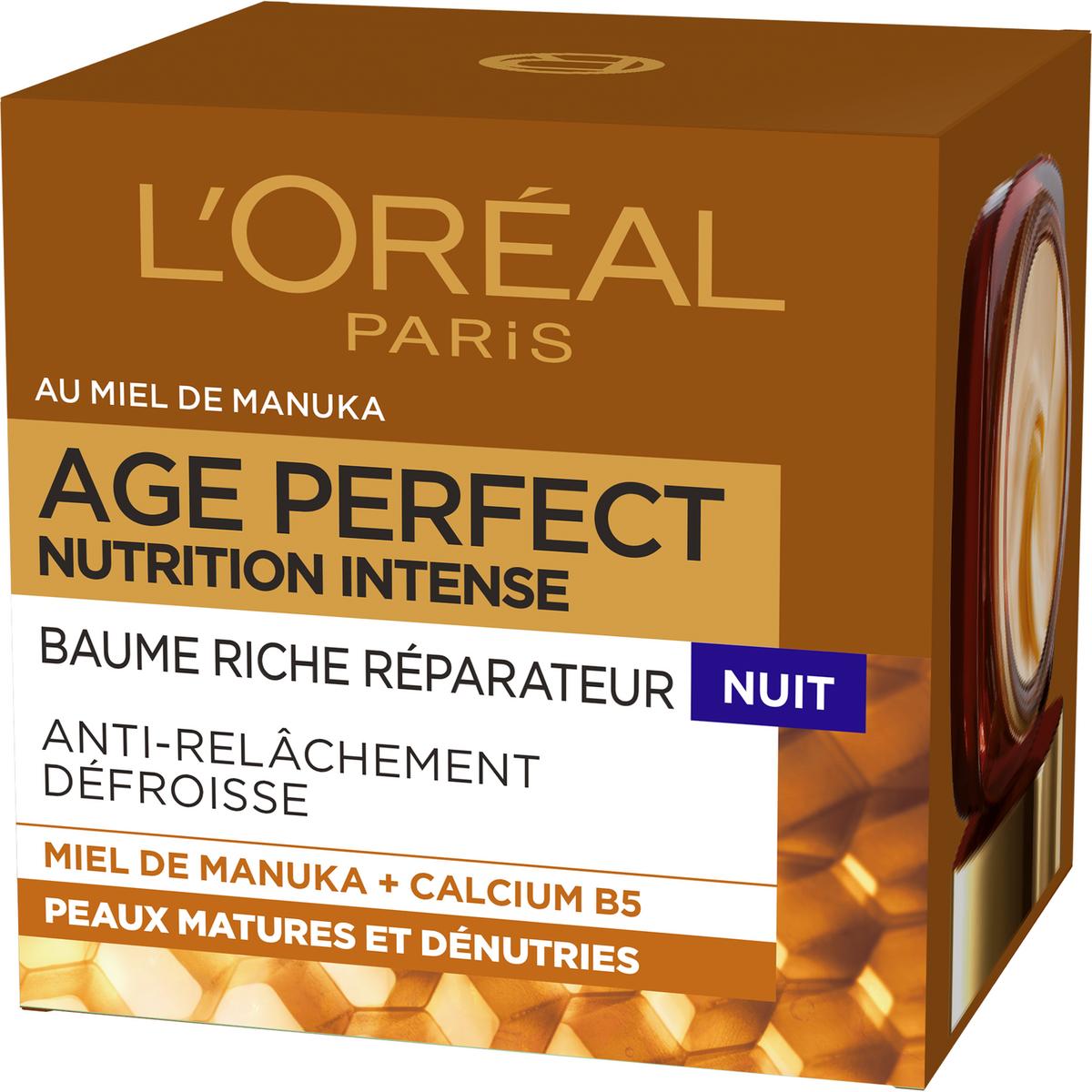 L'oréal dermo expertise crème de nuit nutrition intense 50ml