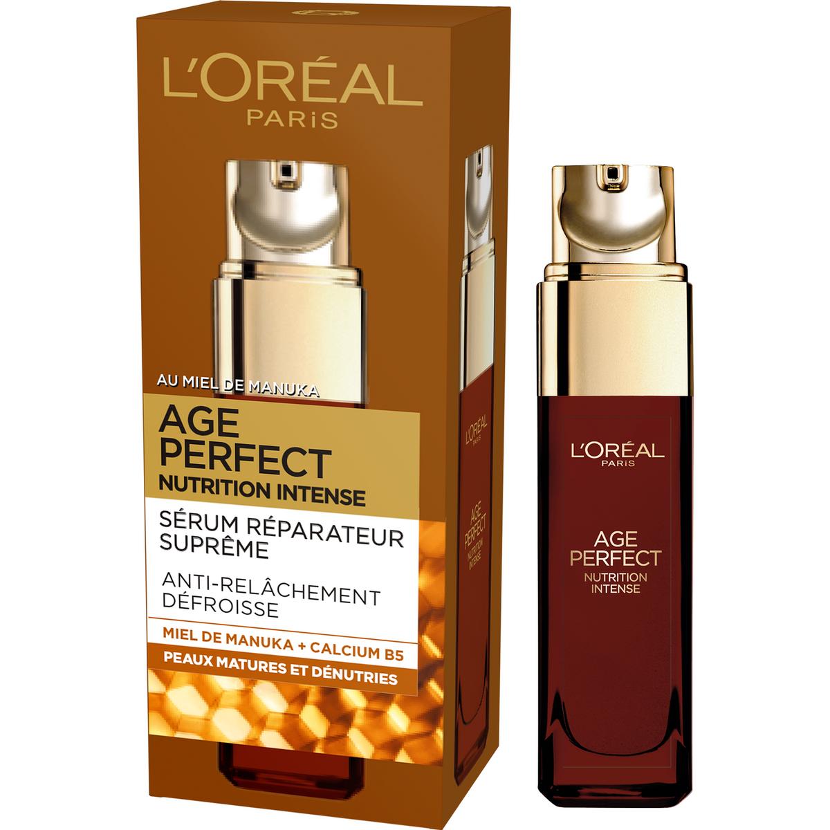L'Oréal age perfect sérum nutrition intense 30ml