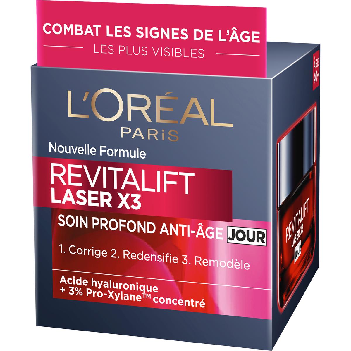 L'Oréal Revitalift soin de jour profond anti-âge 50ml