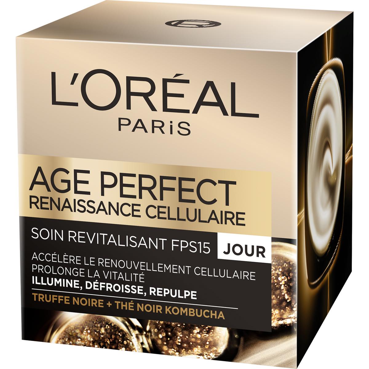 L'Oréal Age Perfect soin de jour revitalisant FPS15 50ml