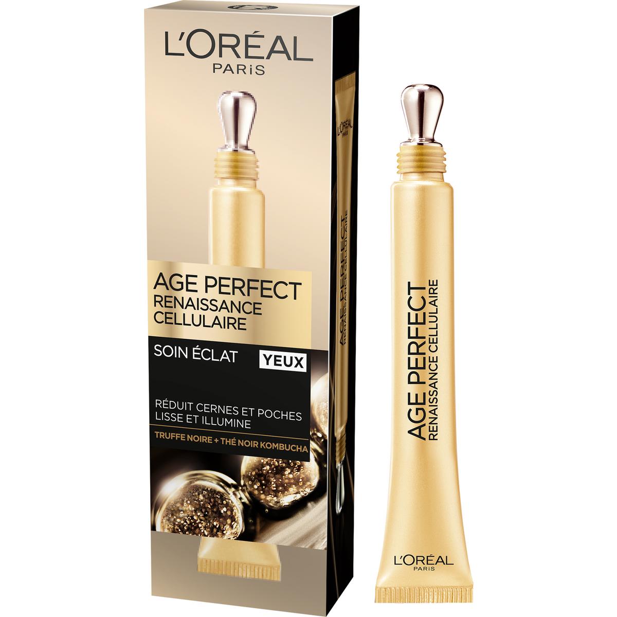 L'Oréal âge perfect renaissance cellulaire yeux tube 15ml