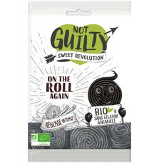 Not Guilty on the roll again bonbons réglisse 90g