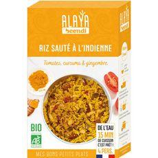 Alaya riz sauté à l'indienne bio 250g