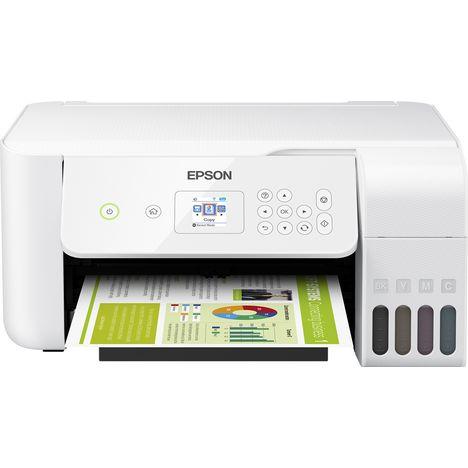 EPSON Imprimante multifonction jet d'encre EcoTank ET-2726