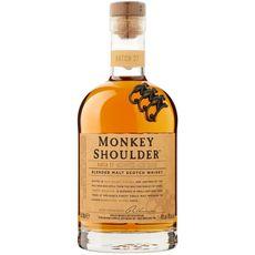 MONKEY SHOULDER Scotch whisky blended malt 40% 70cl