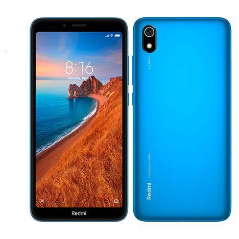 XIAOMI Smartphone Redmi 7A 16 Go 5.45 pouces Blue Bleu mat  4G+ Double Nano SIM
