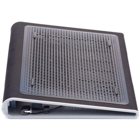 TARGUS Support ventilé Refroidisseur AWE55G Noir et gris