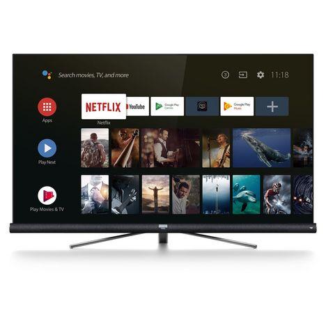 TCL 55DC760  TV LED 4K UHD 139 cm HDR Smart TV Titane