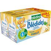 Blédina Blédidéj saveur vanille 4x250ml dès 6 mois