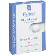 Biolane Gel arnica en unidoses effet apaisant x12