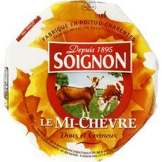 SOIGNON Fromage mi-chèvre 180g