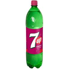 SEVEN UP 7UP soda cherry 1,5L 1,5l