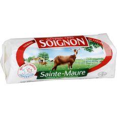 SOIGNON Bûche de chèvre Sainte-Maure 200g