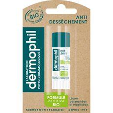 DERMOPHIL Stick lèvres bio anti-dessèchement 1 stick