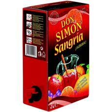 DON SIMON Sangria rouge 7% 3l