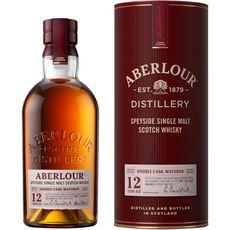 ABERLOUR Scotch whisky single malt 12 ans 40% avec étui 70cl