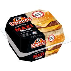 CHARAL Maxi cheese 1 personne 220g