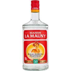 Maison la mauny Rhum blanc agricole Martinique 50% 1l