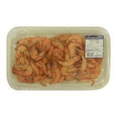 Crevettes entières cuites réfrigérées 50/60 750g