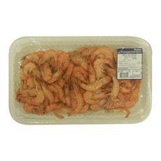 Le Poissonnier crevettes cuites 60/80 barquette 750g