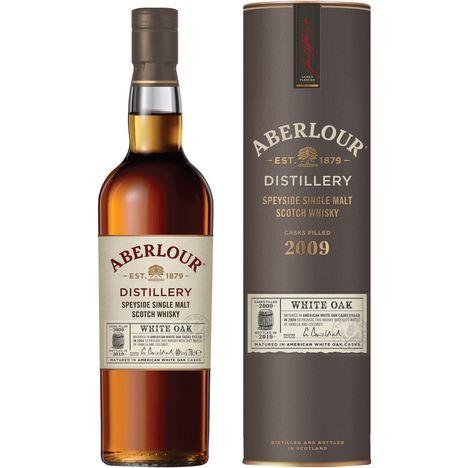 ABERLOUR Scotch whisky Speyside single malt ecossais White Oak 40%
