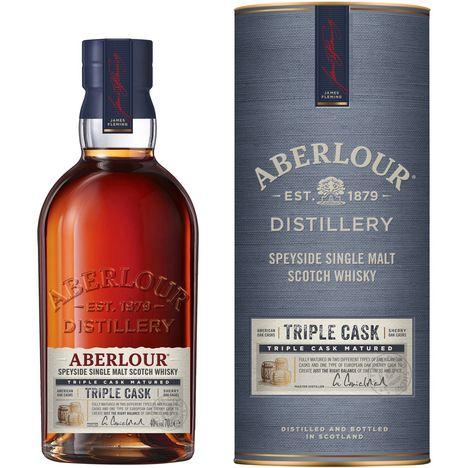 ABERLOUR Scotch whisky single malt ecossais triple cask 40%