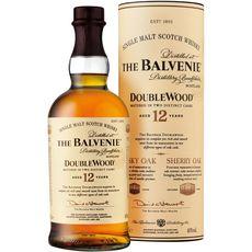 BALVENIE Scotch whisky single malt ecossais 40% 12 ans avec étui 70cl