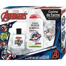 Corine de Farme Avengers Coffret enfant eau de toilette et gel douche