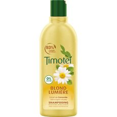 Timotei Shampooing blond lumière camomille cheveux blonds 300ml