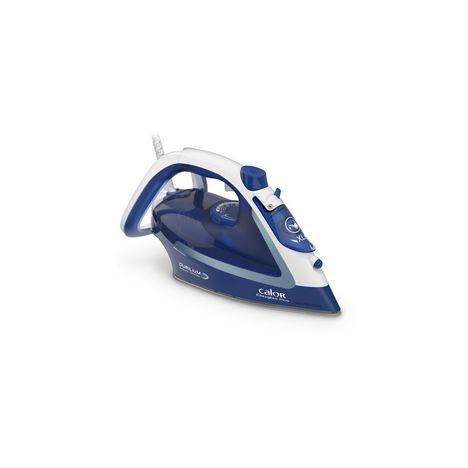 CALOR Fer à repasser - FV5735C0 - Bleu marine