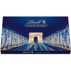 LINDT Lindt Champs-Elysées Assortiment de chocolats petit format 17 pièces 182g 17 pièces 182g