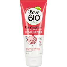 I LOVE BIO Gel douche bio & vegan grenade 200ml