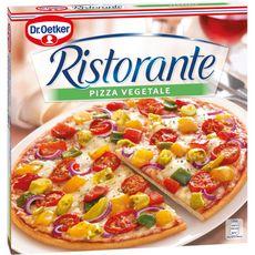RISTORANTE Pizza végétale 385g
