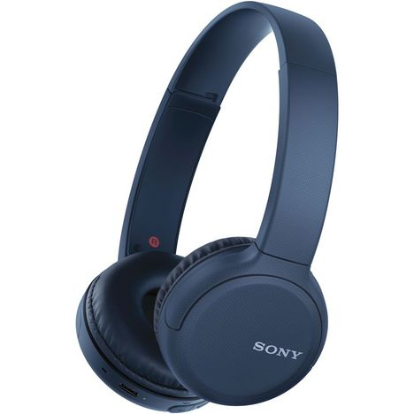 SONY Casque audio Bluetooth - Bleu - WH-CH510L