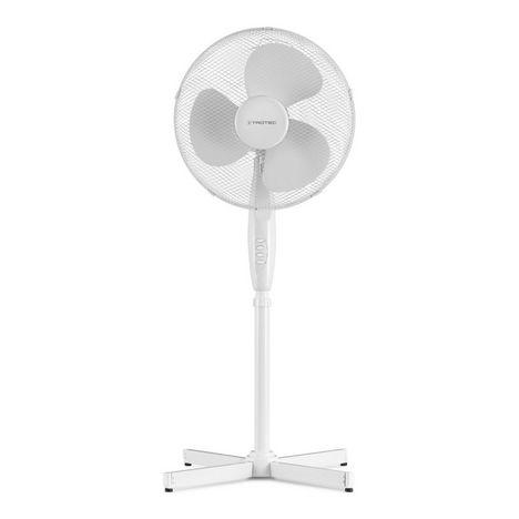 TROTEC Ventilateur  sur pied - TVE16 - Blanc