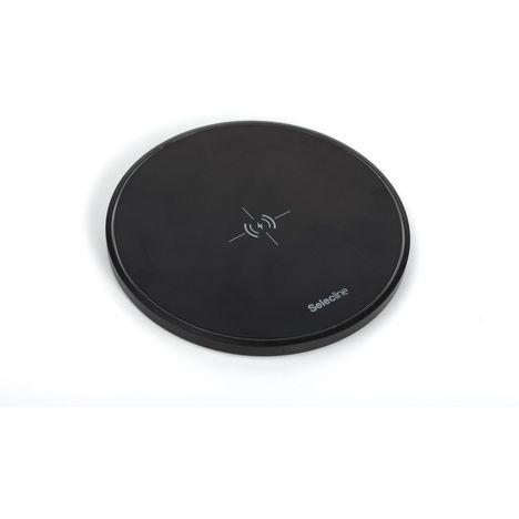 SELECLINE Chargeur Pad Induction 5 W Noir